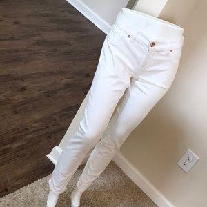 Ted Baker white jeans